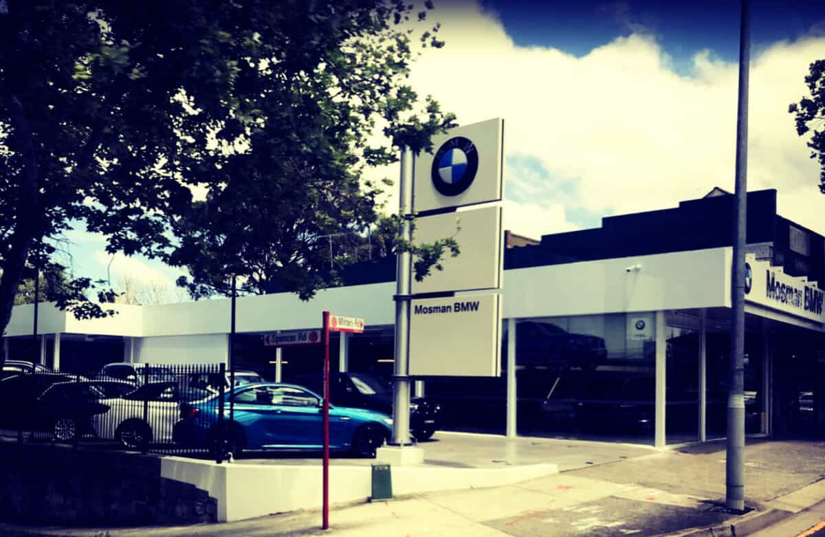 bmw dealer in cremorne, new south wales 261/263 military rd, cremorne nsw 2090 car dealer near me